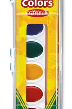 Crayola® Artista II® Watercolors - 8-Color Set