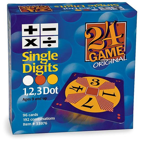 24® Game - Single Digits