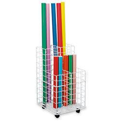 Alvin® Mobile Bin/File for Rolled Materials