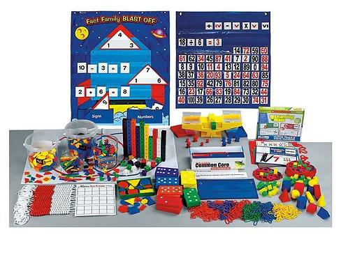 NASCO Common Core Math Kit - Grade K
