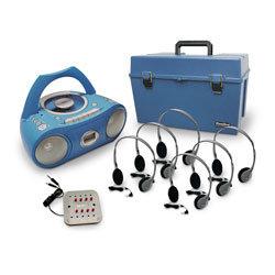 Economy CD Booom Box Listening Center