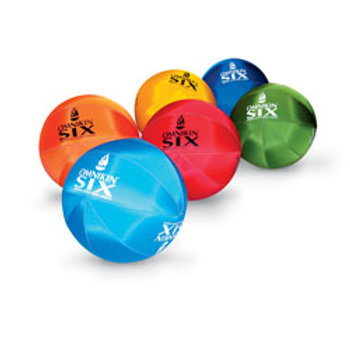 18 in. Omnikin® Six Ball Set