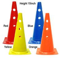 """GAME CONE WITH HOLES 15"""""""