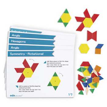 Advanced Pattern Block Cards