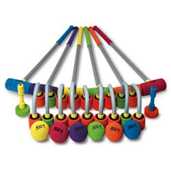 MAC-T® Foam Croquet Set