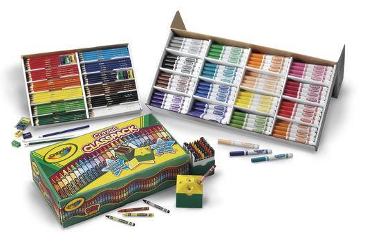 Assorted Crayola® Classpack®
