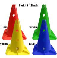 """GAME CONE WITH HOLES 12"""""""