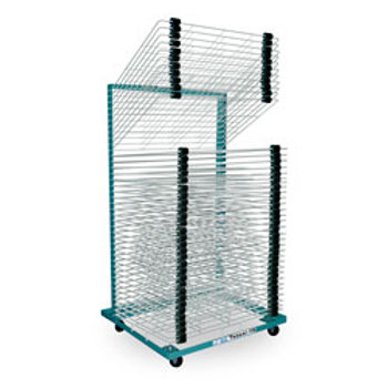 A.W.T. Tensor-18™ Single-Sided Rack - 40 Shelves