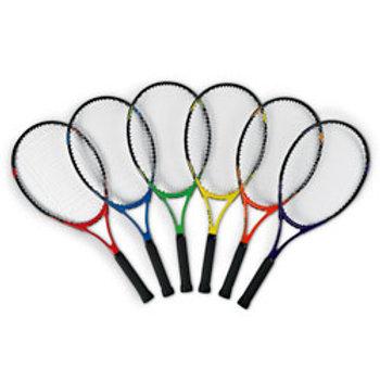 MAC-T® Motion Partner Tennis Rackets - Set of 6 colors