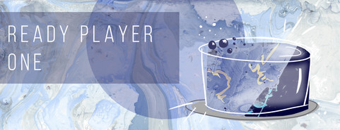 Ready Player One Banner