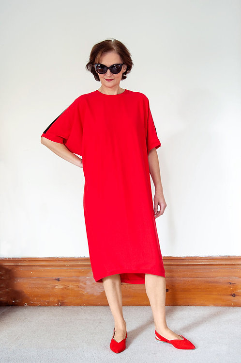 Cocoon Day Dress