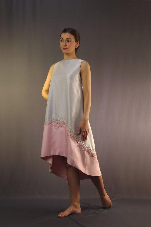 trapezium dress