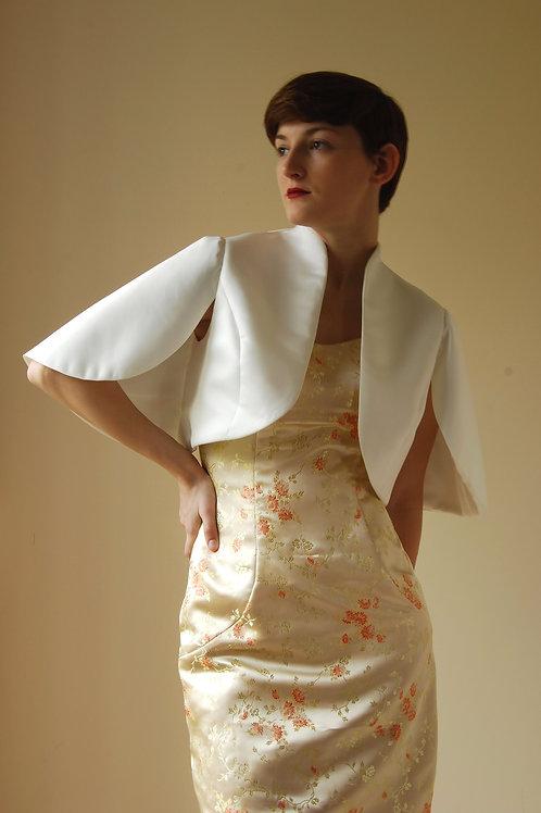 Wing Sleeve Bolero Jacket