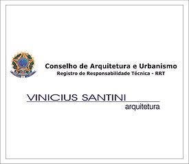 RRT - Vinicius Santini Arquiteto