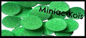 La pastille ECO Pond constitue une innovation dans le domaine des agents de filtre (à lit mouvant). La pastille ECO Pond trouve son origine dans l'épuration professionnelle des eaux usées.