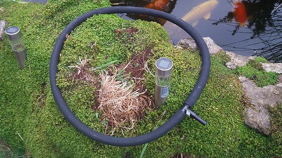 Diffuseur tuyau japonais lesté  diam: 34cm