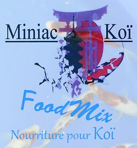 Nourriture spécial Koï