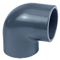 Coude 90° FF pression 63mm