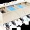 Thumbnail: 4 Chambres petit modèle