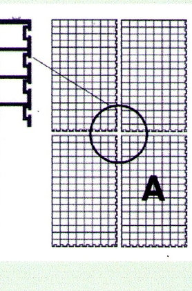 EASY TRAY NOIR 34 x 20 x 1,5cm