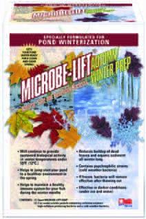 Microbe-lift autumn winter 1 litre + 2 sachets