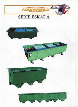 Les Filtres à chambres ESKADA  proposé par Miniac-Koïs