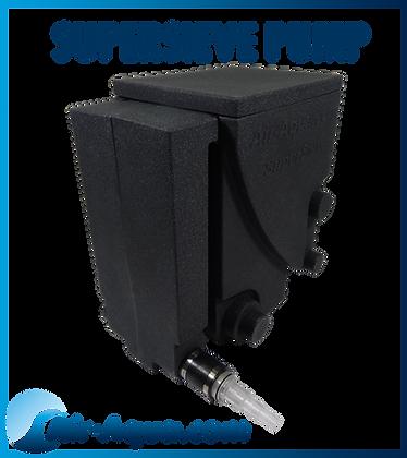 SuperSieve Pump marble noir ou blanc