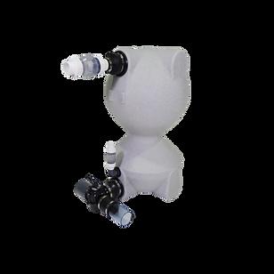 SuperBead Small marbre blanc ou noir