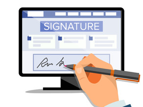Falsificación Digital de Firmas, una Nueva Amenaza Jurídica