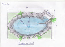 Le Spécialiste du Bassin de jardin, de la conception à la réalisation, devis gratuit.