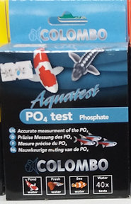 Test phosphate