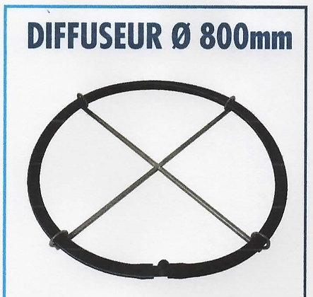 Diffuseur diamètre 800mm