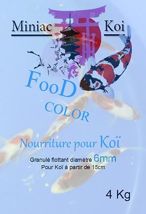 FooD Color  4kg