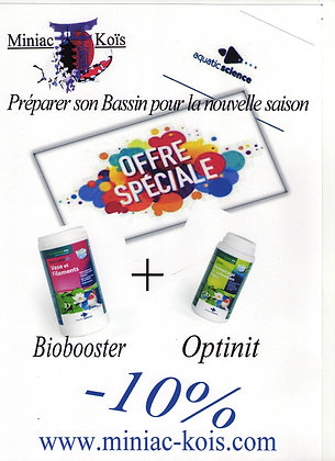 Biobooster12000 + Optinit 12000