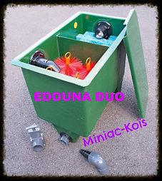 Le petit nouveau de chez AquaWorld proposé par Miniac-Koïs