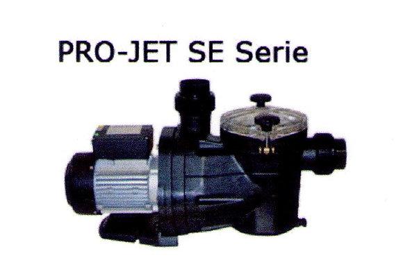 Pro Jet SE 20/8 Mono 26m3/h