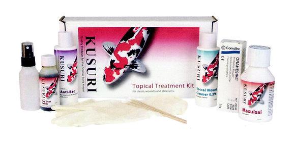 Kit de traitement plaies et ulcères 8pièces