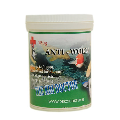 Anti-Worm Koï Dokter 150g