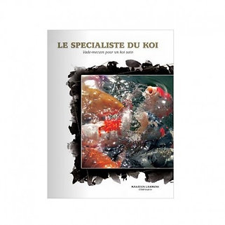 "Livre ""Spécialiste du Koi"""