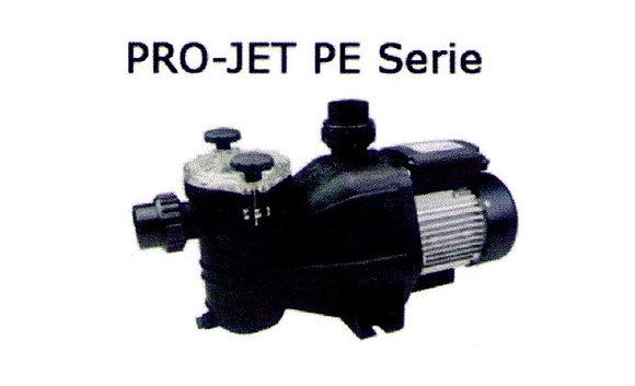 PRO-JET Série PE 13,5m3/h