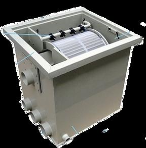 Tambour filter 35 ( gravitaire )
