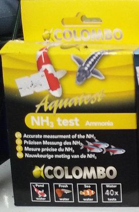 Test NH3 Ammoniac