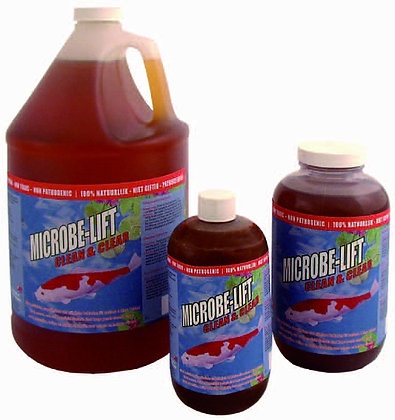 Microbe-lift clean & clear  4 litres