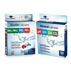 Biofilt Lab test (NO2, NO3, NH3 / NH4+)