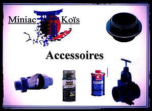 Miniac-Koïs le Spécialiste du bassin de jardin en région Bretagne a sélectionné tous les accessoires pour vous aidez à réaliser votre Bassin ( Vannes, Passe paroi, colle, ect.......)
