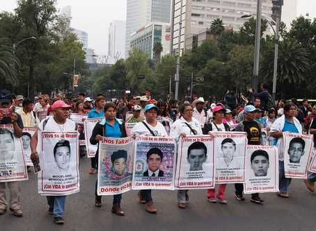 Se Reconoce la Competencia del Comité Contra la Desaparición Forzada en México