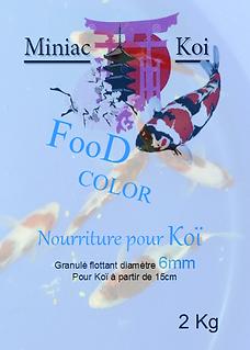 Food Color 2 kg