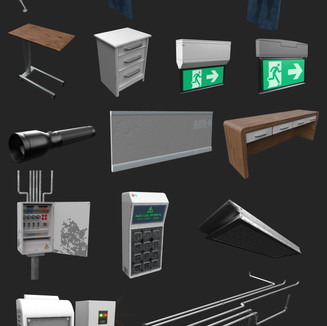 Project Start up assets