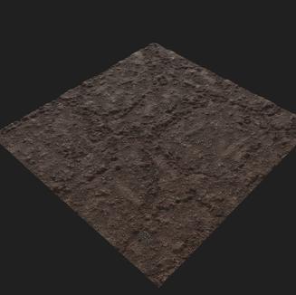 Week 4 - Rendered dirt