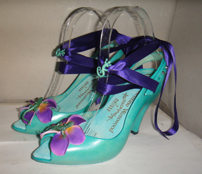 Vivienne Westwood lizard shoes